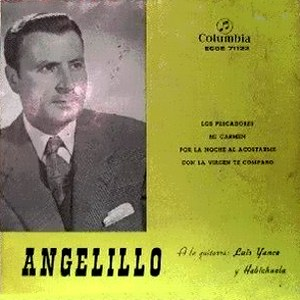 Angelillo - Columbia ECGE 71122