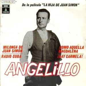 Angelillo - Odeon (EMI) J 016-20.127