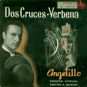 Angelillo - RCA 3-14015