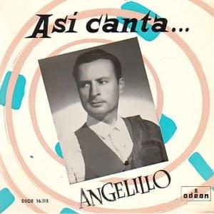 Angelillo - Odeon (EMI)DSOE 16.115