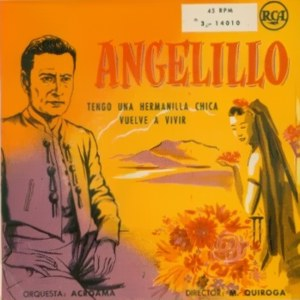 Angelillo - RCA 3-14010