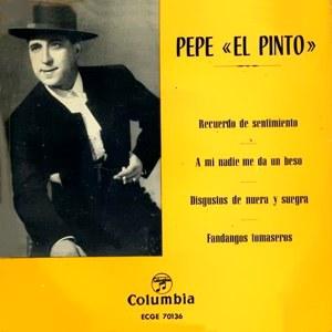 Pinto, Pepe - ColumbiaECGE 70136