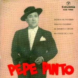 Pinto, Pepe - ColumbiaECGE 70960