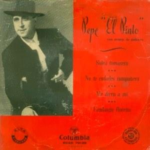 Pinto, Pepe - ColumbiaECGE 70138
