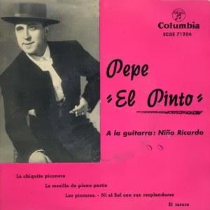 Pinto, Pepe - ColumbiaECGE 71206