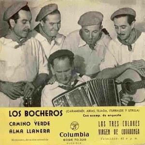 Bocheros, Los - ColumbiaECGE 70329