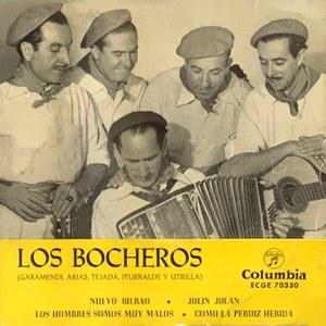 Bocheros, Los - ColumbiaECGE 70330