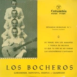 Bocheros, Los - ColumbiaECGE 71164