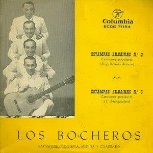 Bocheros, Los - ColumbiaECGE 71154