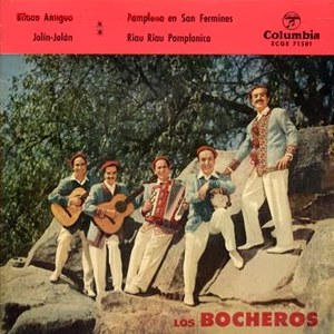 Bocheros, Los - ColumbiaECGE 71581