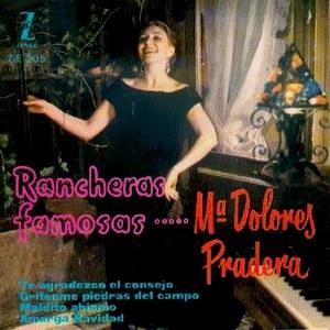 Pradera, María Dolores - ZafiroZ-E 206