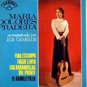 Pradera, María Dolores - ZafiroZ-E 677
