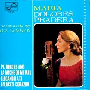 Pradera, María Dolores - ZafiroZ-E 676