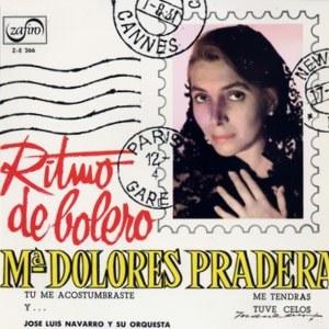 Pradera, María Dolores - ZafiroZ-E 266