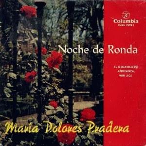 Pradera, María Dolores - ColumbiaECGE 70941