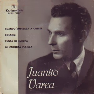 Varea, Juan - ColumbiaECGE 71207