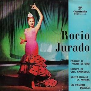 Jurado, Rocío - ColumbiaSCGE 80610