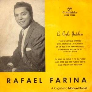 Farina, Rafael - ColumbiaECGE 71188