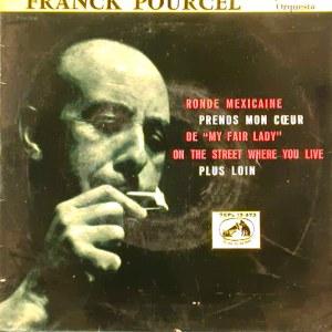 Pourcel, Franck - La Voz De Su Amo (EMI)7EPL 13.473