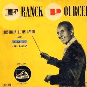 Pourcel, Franck - La Voz De Su Amo (EMI)7ERL 1.169