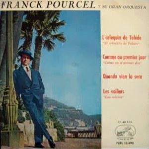 Pourcel, Franck - La Voz De Su Amo (EMI)7EPL 13.490