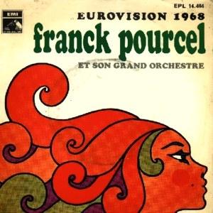 Pourcel, Franck - La Voz De Su Amo (EMI)EPL 14.404