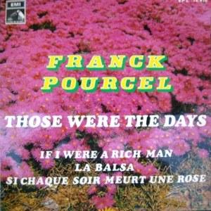 Pourcel, Franck - La Voz De Su Amo (EMI)EPL 14.416
