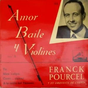 Pourcel, Franck - La Voz De Su Amo (EMI)7EML 28.127