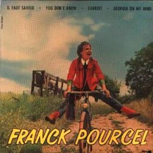 Pourcel, Franck - La Voz De Su Amo (EMI)7EPL 13.745