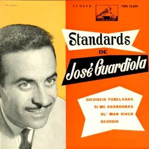 Guardiola, José - La Voz De Su Amo (EMI)7EPL 13.819