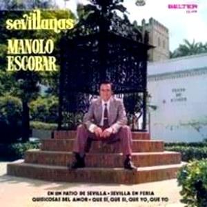 Escobar, Manolo - Belter52.418
