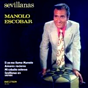 Escobar, Manolo - Belter52.419