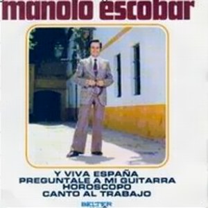 Escobar, Manolo - Belter52.438