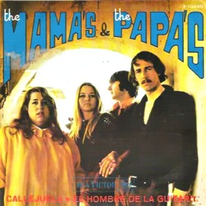 Mama´s And The Papa´s, The - RCA 3-10246