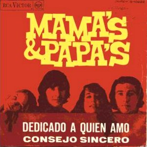 Mama´s And The Papa´s, The - RCA 3-10222