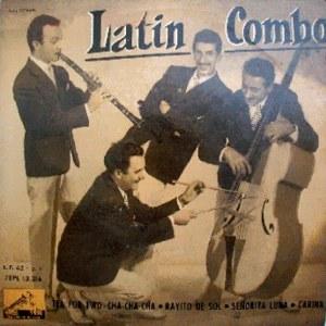 Latin Combo - La Voz De Su Amo (EMI)7EPL 13.316