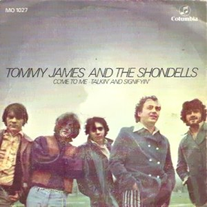 Tommy James And The Shondells - Columbia MO 1027