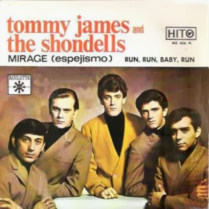 Tommy James And The Shondells - HIT ME 406 H