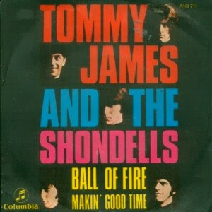 Tommy James And The Shondells - Columbia MO  711