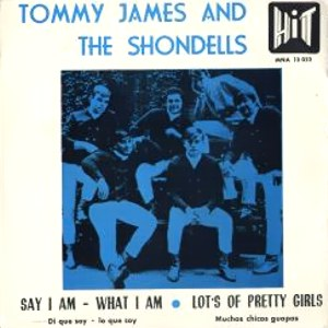 Tommy James And The Shondells - HIT MNA 13022