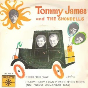 Tommy James And The Shondells - HIT ME 408 H