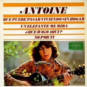 Antoine - HispavoxHV 27-160
