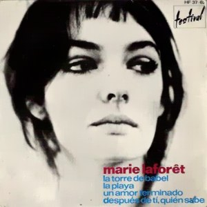 Laforêt, Marie - HispavoxHF 37-62
