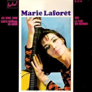 Laforêt, Marie - HispavoxHF 37-74