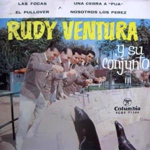 Ventura, Rudy - ColumbiaECGE 71544