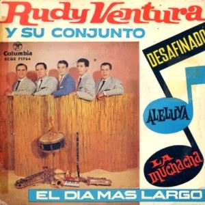 Ventura, Rudy - ColumbiaECGE 71764