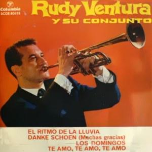Ventura, Rudy - ColumbiaSCGE 80618