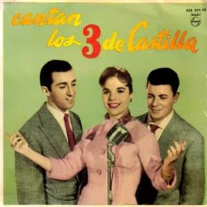 Tres De Castilla, Los - Philips428 204 PE