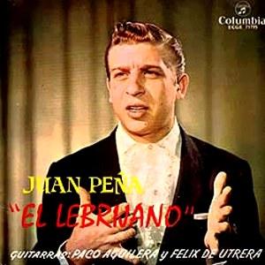 Lebrijano, El - ColumbiaECGE 71795
