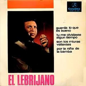 Lebrijano, El - ColumbiaSCGE 81238